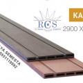 KA145K13 - Pagar WPC / Decking WPC / Lantai WPC / Lantai Kolam Renang