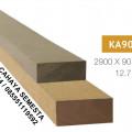 KA90S40 - Partisi WPC / Sekat WPC-Decking WPC / Lantai WPC / Pagar WPC