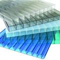 Atap Polycarbonate / Twin Wall / Diamond 5mm