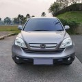 HONDA CRV 20010 AT SILVER