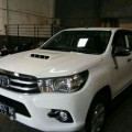 Toyota hilux double cabin 4x4 2017