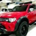 Mitsubishi Strada Triton EXCEED 2013
