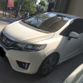 Honda Jazz RS Matic 2015