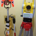 Jual Theodolite Digital HI TARGET DT-02 Laser// Call 08212410046