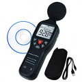 Sound Level Meter with Data Logger Function (30 ~ 130 dB),