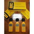 Sound Level Meter DSM-814 - Ukur kebisingan suara Range 40~130dB