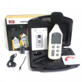 Sound Level Meter Data Logger Benetech GM1356 range: 30~130 dBA & 35~130 dBC