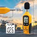 JUAL HT-80A Decibel Meter Digital Sound Level Meter 30–130 dB Audio Noise