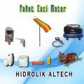 paket usaha 1 hidrolik cuci motor