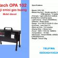 gas analyzer qrotech diesel