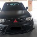 Mitsubishi Strada Triton Exceed 2014