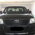 Toyota Hilux 2.5 G Pick-up 2013