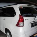 Daihatsu Xenia R Activo 2012 manual warna putih