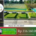 Al-Azhar Memorial Garden Kavling Makam Type Single Khusus