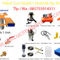 hidrolik cuci mobil paket 1 CNP
