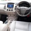 Toyota Grand Innova E 2.0 cc Full up grade G Th2012 Automatic