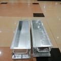 Concrete Beam Mold 15x15x60 cm Bahan Besi Plat - 081384449443