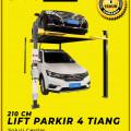 Hidrolik Lift Parkir Mobil