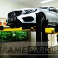 Hidrolik Lift Parkir Mobil 4 Tiang 1,7 m