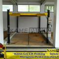 LIFT PARKIR MOBIL 4 TIANG