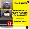 Parkir mobil garasi / carport Jaman Now