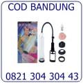 Bandung COD 082130430443 Jual Vakum Pembesar Alat Vital Pria