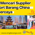Jasa Import China Forwarder Alibaba & Jasa Transfer RMB Xing Lie Cargo