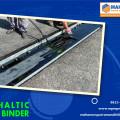 Asphaltic plug binder - siar muai jembatan sumatera