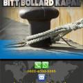 Bitt Bollard 25 Ton Palembang