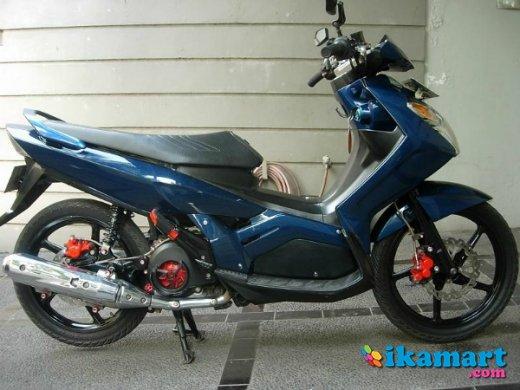 Jual Yamaha Nouvo Z 2005 Motor