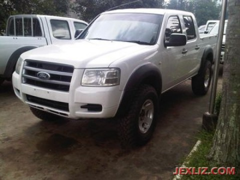 Ford Ranger Double Cabin 2007 Mobil