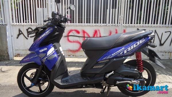 Yamaha X Ride Tahun 2014 Motor