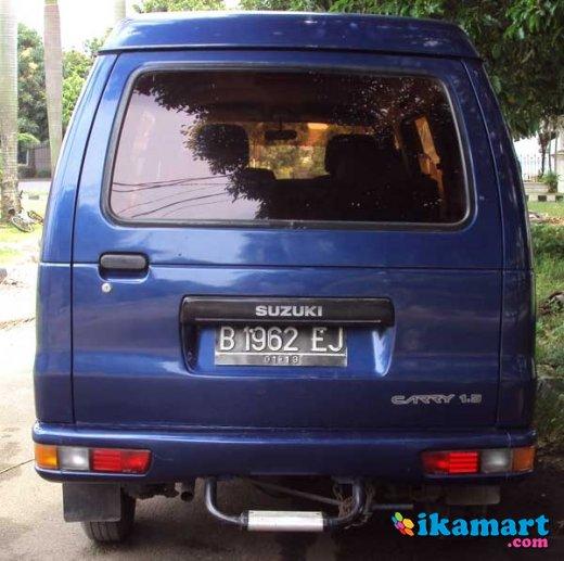 Jual Suzuki Carry Futura Drv Th 2002 Mobil