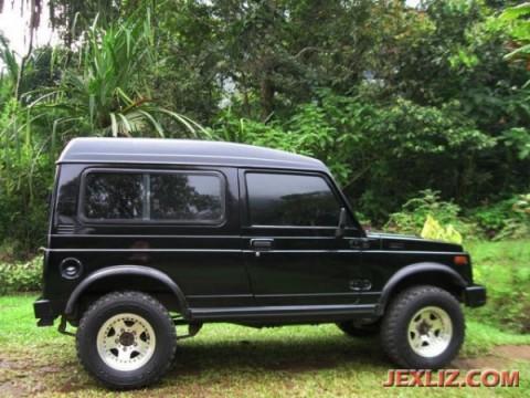 Suzuki Katana Long  Pintu