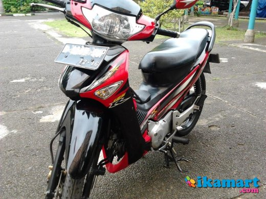 Jual Supra X 125 Tahun 2006 Akhir Bulan 12 Merah Jakarta Timur Motor Bekas Honda Supra X 125