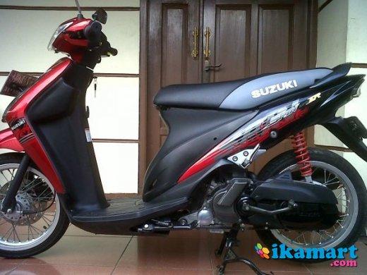 Service Motor Suzuki Depok