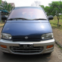 Nissan Serena 1.6 th 99 Manual