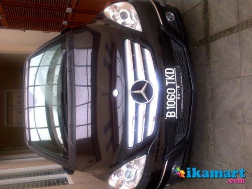 jual mercedes benz b180 2010
