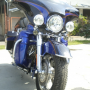 Jual Harley davidson electra screaming eagle 2004....top