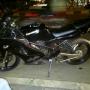 Jual Kawasaki Ninja RR 2008 Mulus Black Tangerang