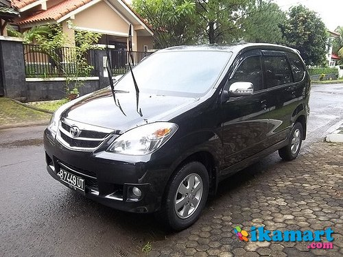 jual toyota avanza type g 2008 mobil. Black Bedroom Furniture Sets. Home Design Ideas