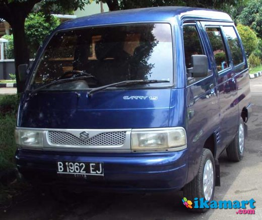 Suzuki Carry Futura Drv 2002 Mobil