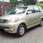 Jual Toyota Avanza 1.3 G Manual 2005 KM60rbn