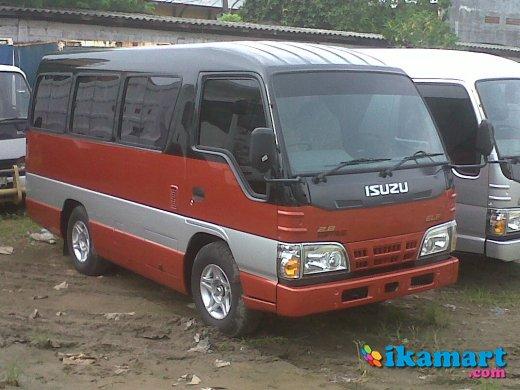 jual microbus isuzu elf