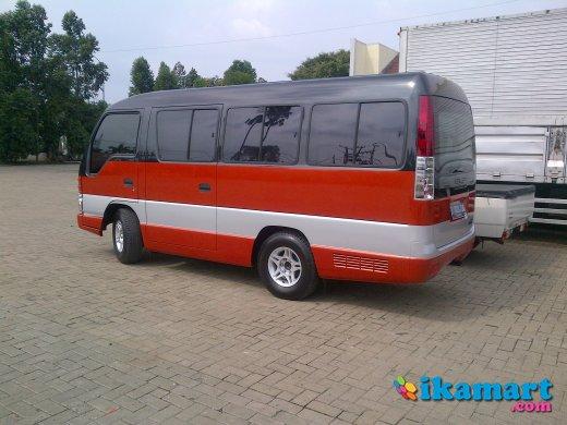 jual isuzu elf microbus 2012