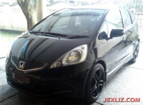 92 Gambar Mobil Honda Jazz Rs 2008 HD Terbaru