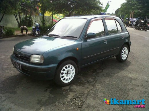 nissan march cbu a t 1.0cc th 93 rakitan dioperasional bpkb th 2001