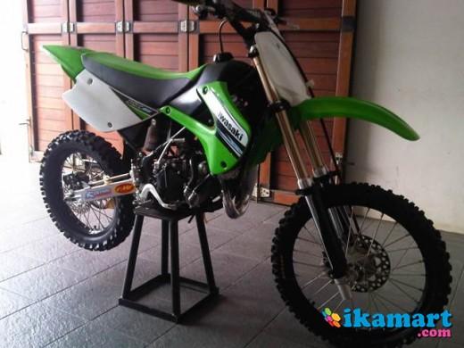 Dijual Motocross Kawasaki KX 85 2011 - Motor Bekas Kawasaki KX 85