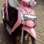 Jual suzuki spin 2008 pink murah & siap pakai