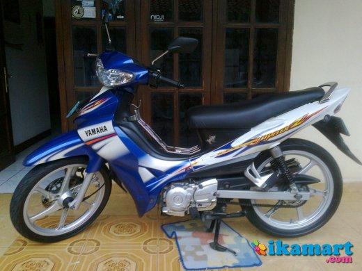Jual Yamaha Jupiter Z Cw 2005 Motor